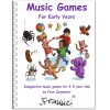 Frantic Music Games (3-5)